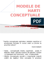 Modele harti conceptuale