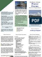Flagstaff Winter Weather Info