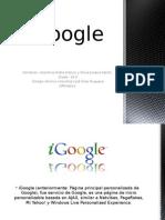 i Google