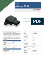 Rotary Position Sensor RP 86 Datasheet 51 en 2781388171pdf