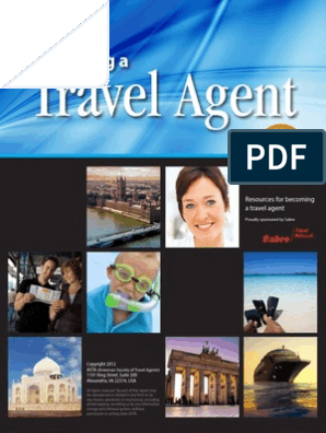 Become a Travel Agent Asta | Travel Agency | Professional