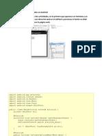 Pasar Datos Entre Dos Actividades en Android