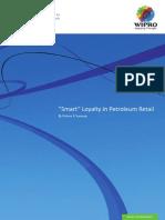 Smart Loyalty Petroleum Retail
