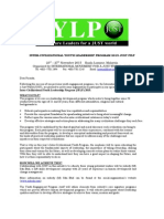Just Iylp 2015 Cover Letter