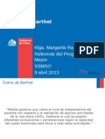 Indice de Barthel Minsal (1)