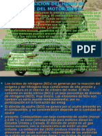 Composicion Del Humo de Escape Del Motor Diesel