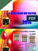 Catálogo de Natal 2015