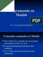 Program an Do en Matlab Expo