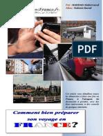 Bien Préparer Son Voyage en France(1)