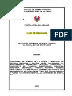 Pliego de condiciones definitivo Colombia