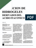 Dialnet-ObtencionDeHidrogelesDerivadosDelAcidoItaconico-4902605