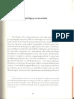 Cap 13 - Uma Pedagogia Comunista - Rua de Mão Única - Reflexões Sobre a Criança, o Brinquedo e a Educação - Walter Benjamin