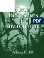 1.-Crop Responses to Environment