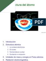 1 - Estructura Del Átomo