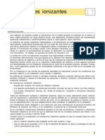 Radiaciones Ionizantes Check_List 17