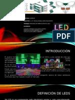 LEDs Presentación