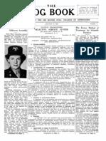 DMSCO Log Book Vol.21 1943