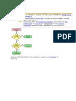 diagramas y trabajos
