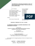 Isulan Revised Revenue Code of 2015