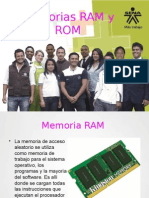 memorias RAM Y ROM guia #1
