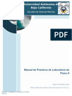 Manual de Laboratorio Fisica II