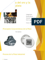 Industria Del Oro y La Plata