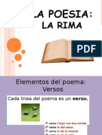 La Rima Clase