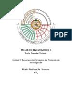 TALLER DE INVESTIGACION II resumen.docx