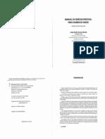 Manual de Derecho Procesal Para El Examen de Grado, Correa Salamé