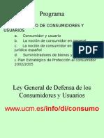 2.-C Consumidores y Usuarios