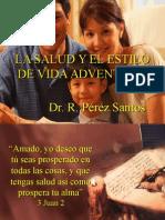 3 La Salud y El Estilo de Vida Adventista