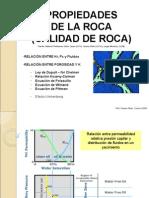 5 Propiedades de La Roca Relacion Todas Material