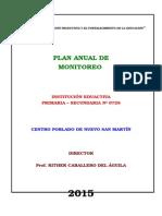 Plan Anual Supervisión Anual