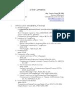 Taxation 1 Outline