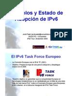 Ejemplos Estado Ipv6