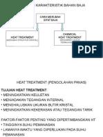 2. Heat Treatment
