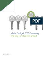 Malta Tax budget 2015.pdf