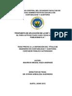 Propuesta Aplicacion T UCE 0003 114