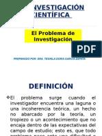EL PROBLEMA en La Investigacion