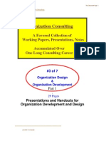 3 Organization Design A