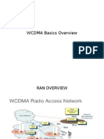 Wcdma Basics Overview  and notes about 3g