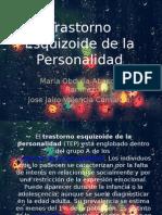 Trastorno Esquizoide de La Personalidad