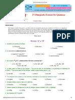 Examen Interactivo de La 3ª OEQ