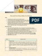 fast and fun chase rules for dnd 5e