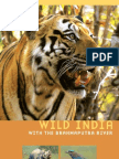 Wild India with the Brahmaputra River