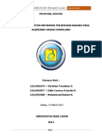 Contoh Proposal Proyek MPPL