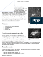 Lunar Swirls - Wikipedia, The Free Encyclopedia