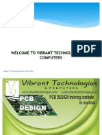 proffesional training of Pcb Design at Navi Mumbai