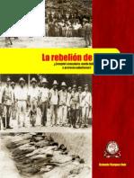 La rebelión de 1932