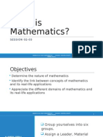 Session 02-03. What is Mathematics.pptx